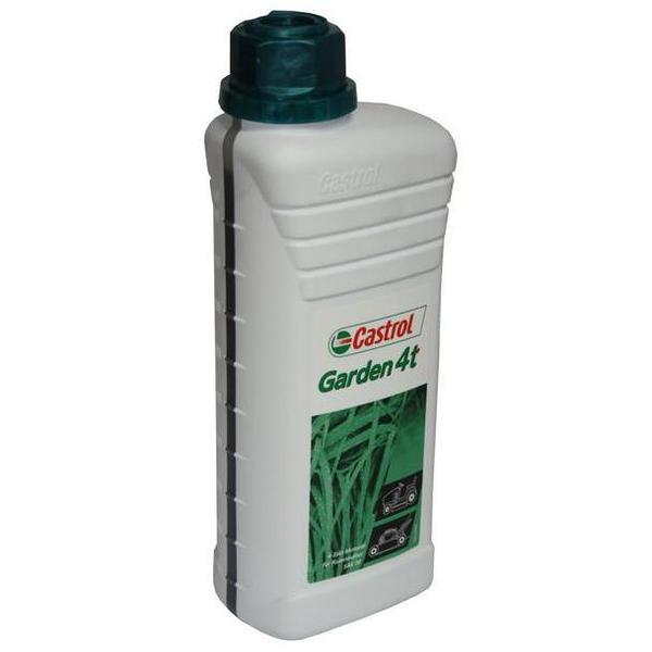 olej castrol garden 4T