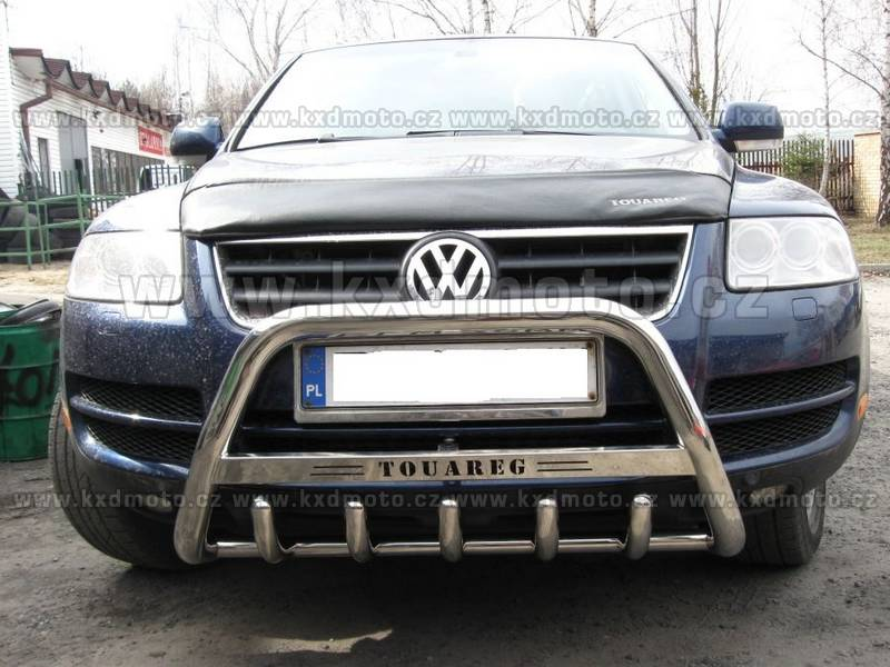 nerezový rám VW TOUAREG homologace