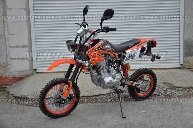 dirtbike pitbike MTL 125cc el. start - AKCE