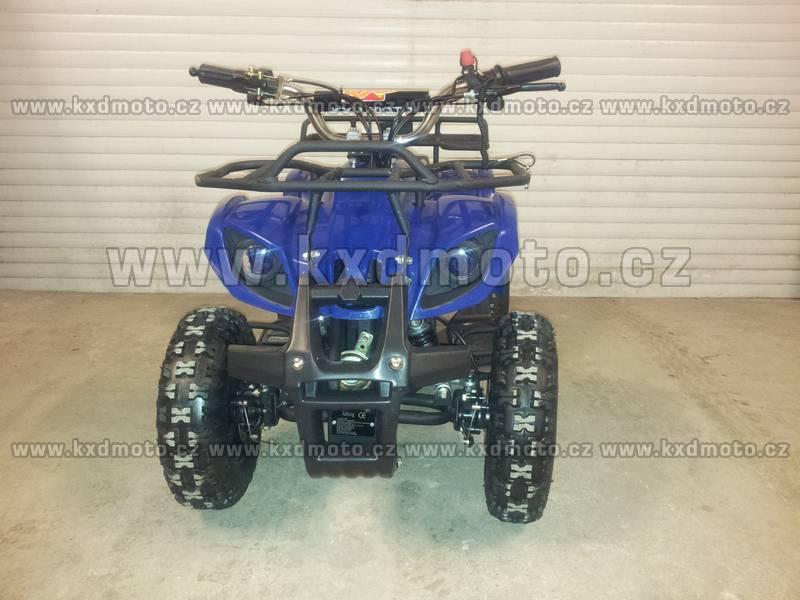 čtyřkolka Hammer Torino 800W 6kola - modrá
