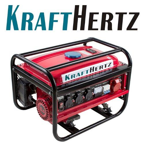 elektrocentrála KRAFTHERZ 6,5hp 2800W 3f