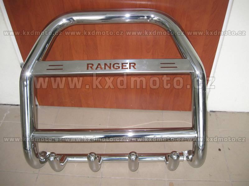 nerezový rám FORD RANGER homologace