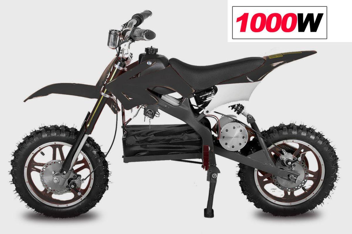 minicross apollo 1000W 10 kola - černá