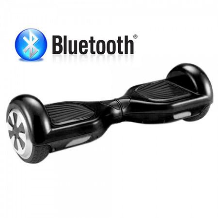 KOLONOŽKA hoverboard s bluetooth - černá - AKCE