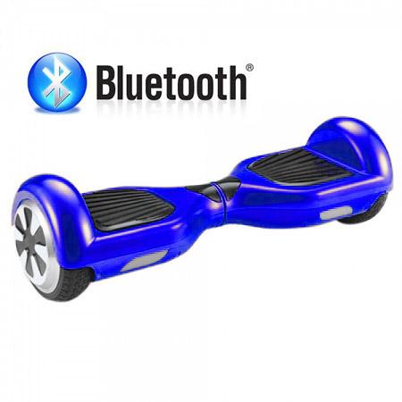 KOLONOŽKA hoverboard s bluetooth - modrá - AKCE