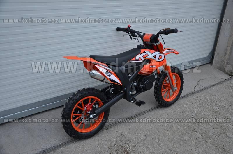 minicross KXD706 - červená - AKCE