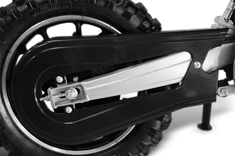 minicross eco Gepard 500W 10 kola - zelená