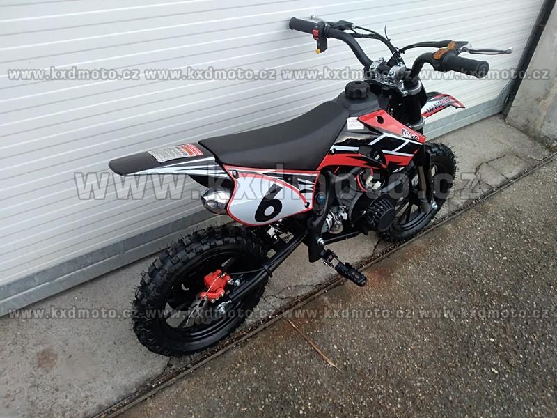 minicross 708A YMH el. startování - černá