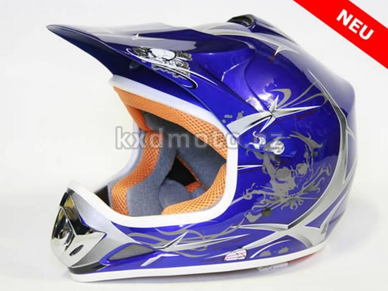 Dětská helma Xtreme - modrá