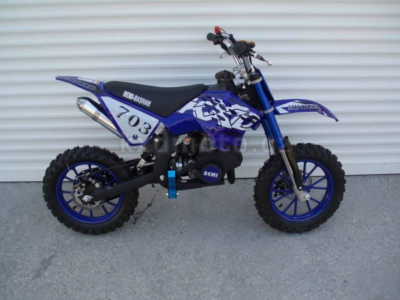 minicross KXD3 KaTM 703 - modrá