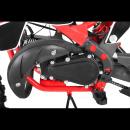 minicross BULLBIKE REBEL - oranžová